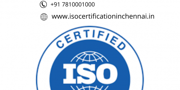 ISO Certification In Chennai